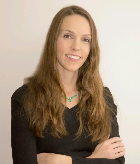 weight loss consultant Amy Kinzie